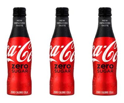 Coca-Cola ditches Coke Zero for reformulated product