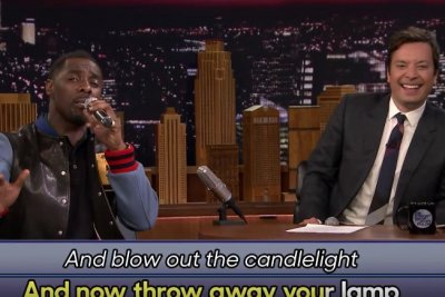 Idris Elba, Jimmy Fallon sing Google-translated version of 'I'll Make Love to You'