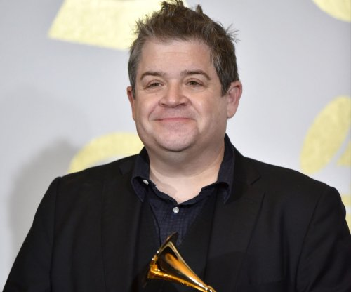 Patton Oswalt 'proud' of late wife's book making NYT bestseller list