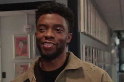 'SNL' cast bother Chadwick Boseman for vibranium in new promo