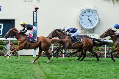 Coronet, Earthlight score wins in weekend horse racing at Deauville