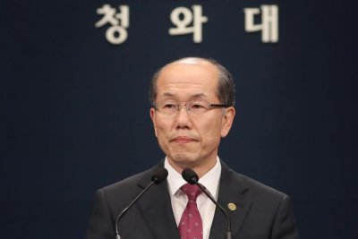 South Korea extending pact with Japan for sake of alliances, report says