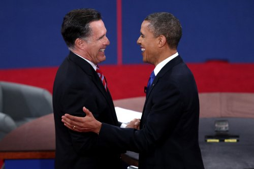 Obama, Romney in 14-day sprint to election