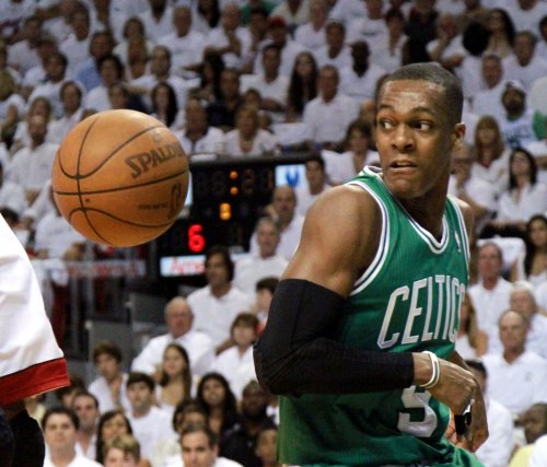 Houston Rockets seeking to acquire Rajon Rondo from Boston Celtics?