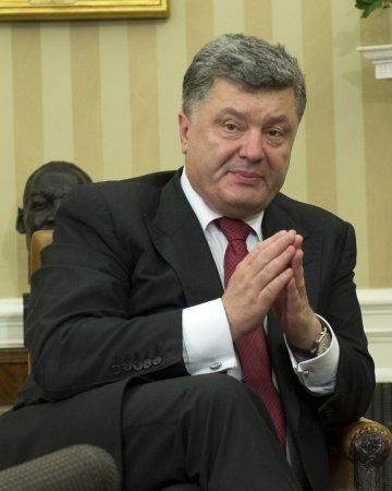 Poroshenko outlines ambitious reforms for Ukraine