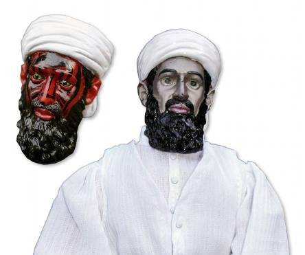 CIA's Osama bin Laden doll 'Devil Eyes' sells for nearly $12,000
