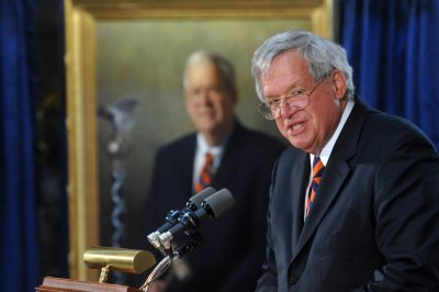 Wheaton College drops Dennis Hastert's name from public policy center