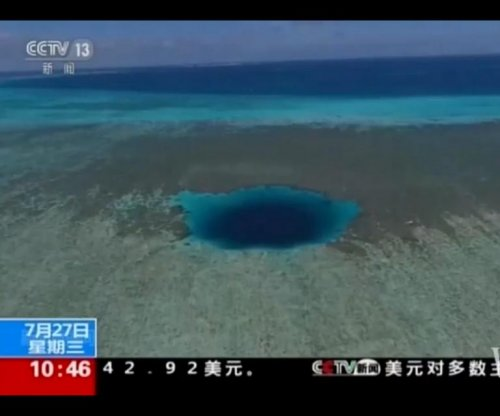 World's deepest blue hole found in South China Sea