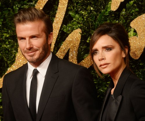 Victoria Beckham on husband David: It was love at first sight
