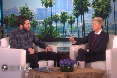 Jake Gyllenhaal thwarts Ellen DeGeneres' plan to scare him