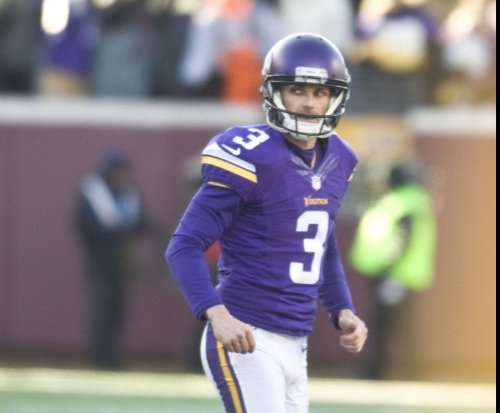 Instead of giving K Blair Walsh the boot, Minnesota Vikings give him reprieve