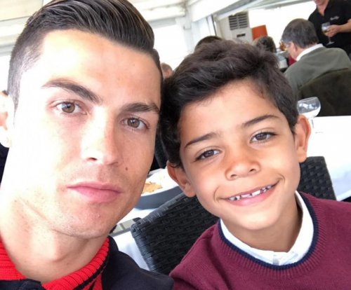 Cristiano Ronaldo brags about six-year-old soccer stud son