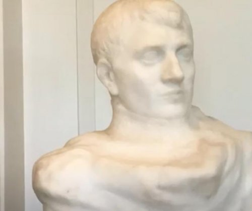 Rodin sculpture found in New Jersey town hall