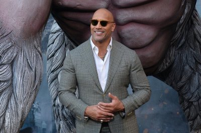 Dwayne Johnson posts on-set photo from 'Fast and Furious' spinoff