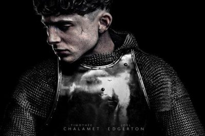 'The King': Timothee Chalamet is King Henry V in first poster
