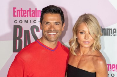 Kelly Ripa, Mark Consuelos ink deal to produce Lifetime TV movies