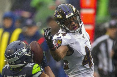 Baltimore Ravens sign star CB Marlon Humphrey to 5-year extension