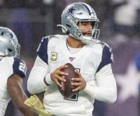 Cowboys QB Dak Prescott says he's ready after breaking ankle