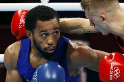 U.S. boxer Duke Ragan advances to men's featherweight gold medal final