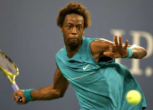No. 1-seed Monfils drops from tournament