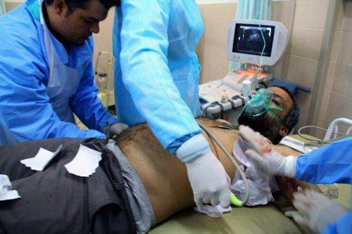Libyan rebel official: Hospitals near crisis