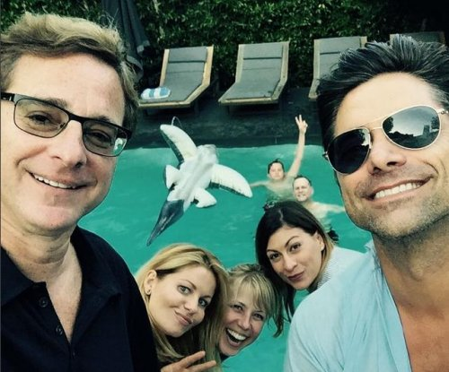 Lori Loughlin throws John Stamos' birthday party