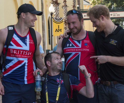 Prince Harry on Invictus Games and Princess Diana: 'I hope she'd be incredibly proud'