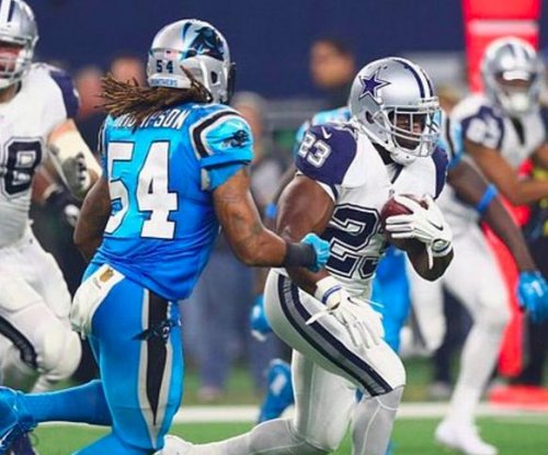 Carolina Panthers LB Shaq Thompson cited after accident