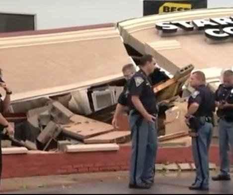 Tornadoes strike Indiana, 15-20 injured