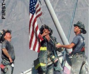 Missing flag in iconic Ground Zero photo returns to New York
