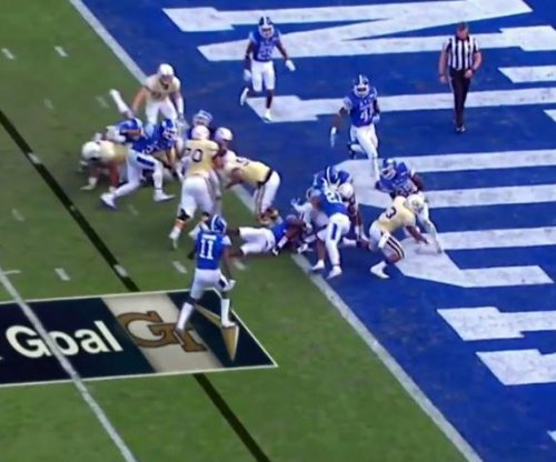 2016 TaxSlayer Bowl: Dedrick Mills powers Georgia Tech to win over Kentucky