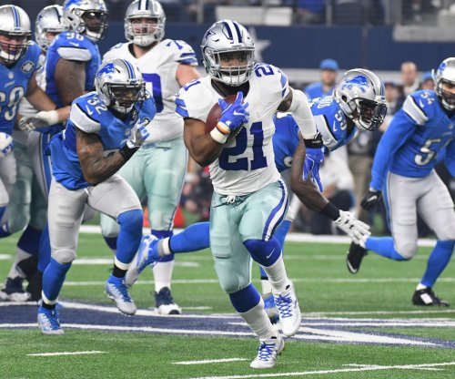 NFL notebook: Dallas Cowboys' Ezekiel Elliott suspended