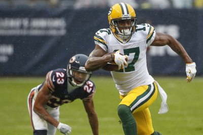 Fantasy Football: Green Packers receiver Davante Adams ruled out