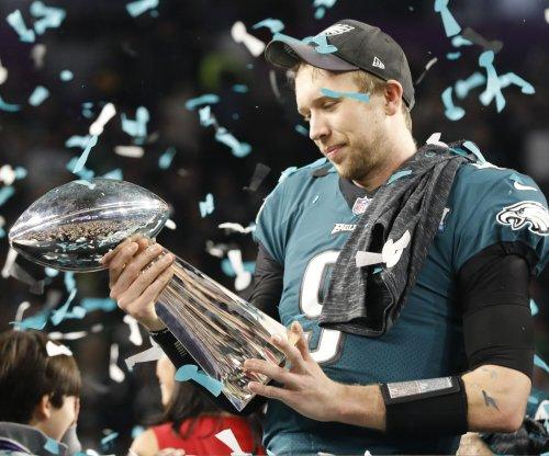 Eagles' Foles has not heard from Brady yet