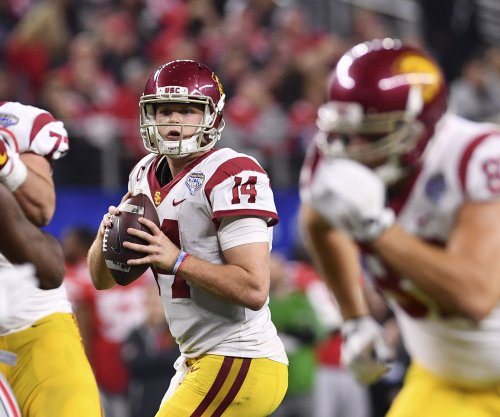 Report: Giants would take Darnold with No. 2 pick