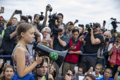 Youth climate movement puts ethics at center of global debate