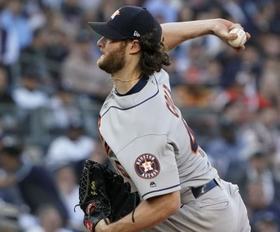 ALCS: Astros' Gerrit Cole shuts down Yankees for 2-1 series lead