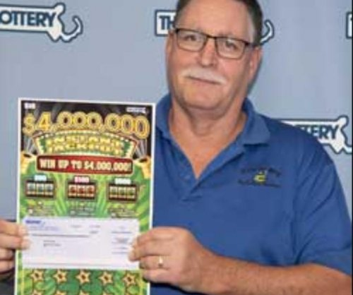 Massachusetts man claims two $1M lottery jackpots 18 months apart