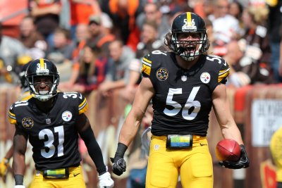 New Orleans Saints signing ex-Pittsburgh Steelers LB Anthony Chickillo