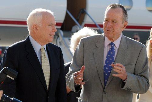 McCain chides Democrats on NAFTA