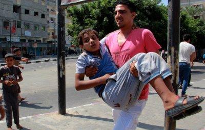 Ban Ki-moon: Attack near U.N. school in Gaza a 'criminal act'