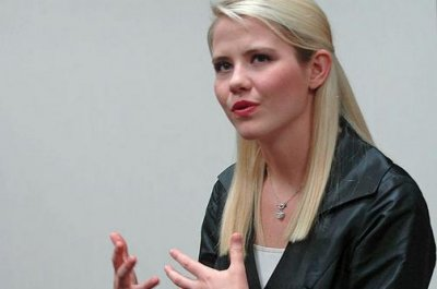 Elizabeth Smart gave birth to first child in February