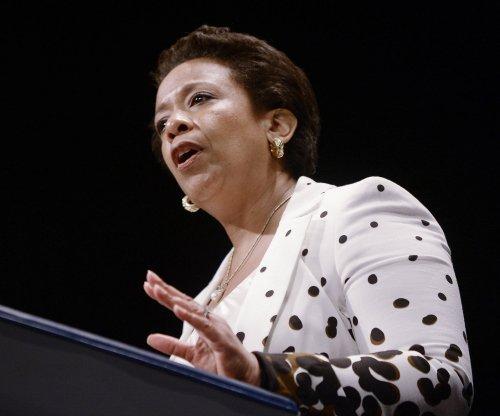 U.S. Attorney General Loretta Lynch calls for justice reforms