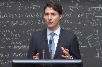 Canadian PM Justin Trudeau shows off quantum computing knowledge