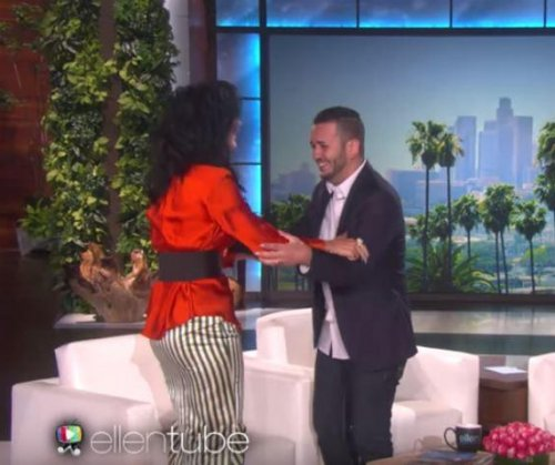 Pulse nightclub survivor gets a moving surprise on 'Ellen'