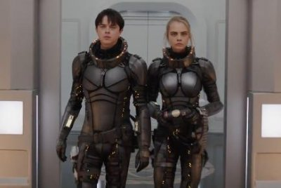 'Valerian' comes to life in epic first teaser trailer