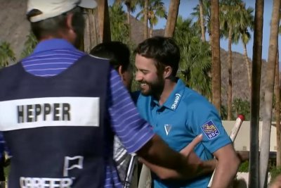Adam Hadwin shoots scorching 59 to take lead at La Quinta