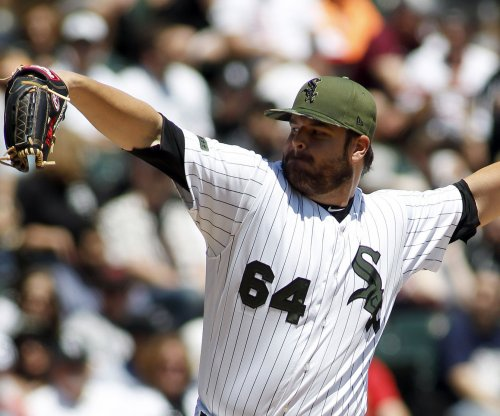 David Holmberg guides Chicago White Sox over Cleveland Indians