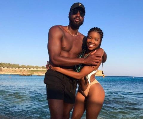 Gabrielle Union, Dwayne Wade celebrate anniversary in Greece
