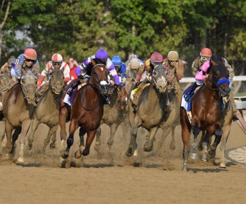 UPI Horse Racing Roundup: West Coast dominates Travers, could meet Arrogate in BC Classic